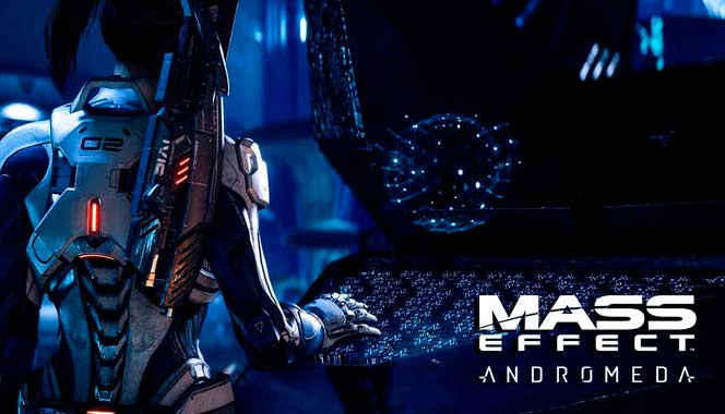 Mass Effect Andromeda квесты
