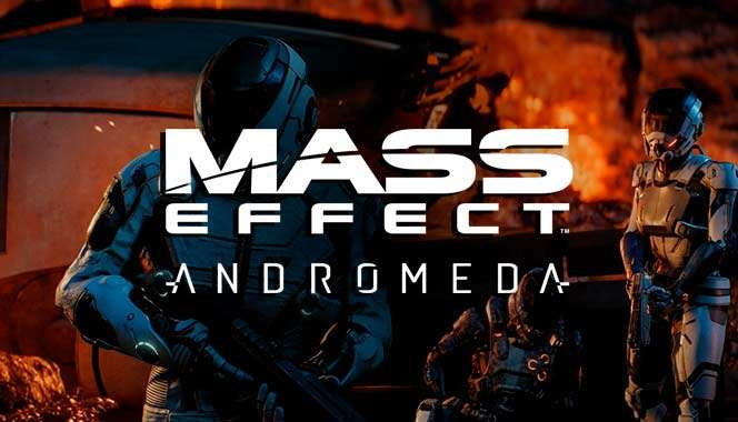 mass effect andromeda рецензия