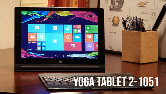Yoga Tablet 2-1051